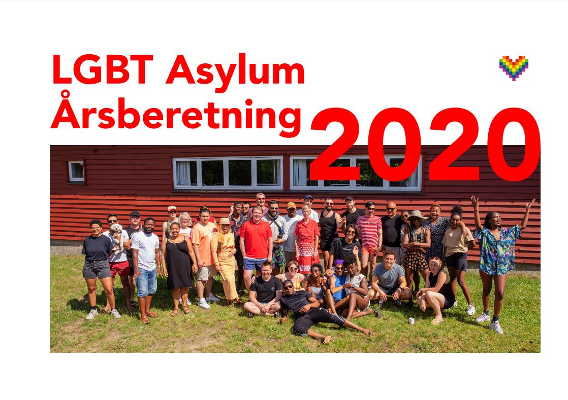 LGBT Asylum Årsberetning 2020